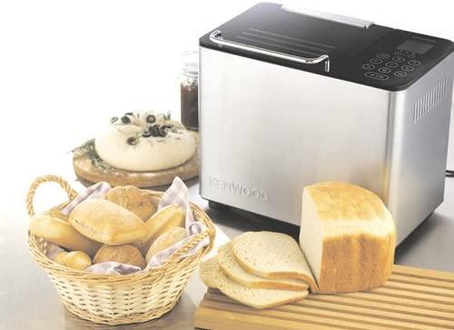 Test et avis de la machine à pain Kenwood bm450