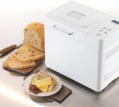 Test et avis de la machine à pain Kenwood bm250