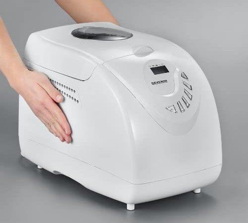 Test et avis de la machine à pain Severin 3990